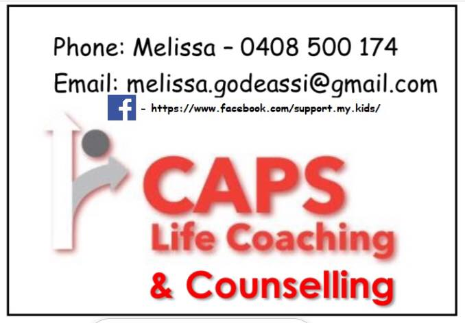 Melissa Godeassi Counselling