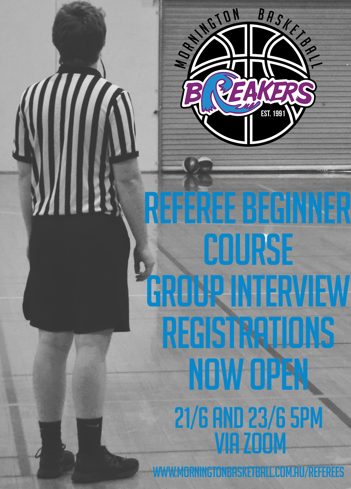 Referee Group Interview 2021