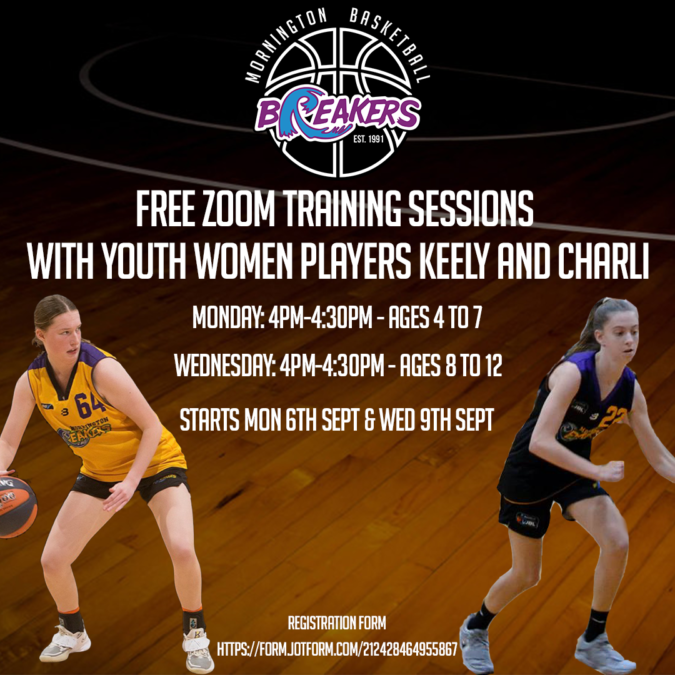 Zoom with Keely and Charli